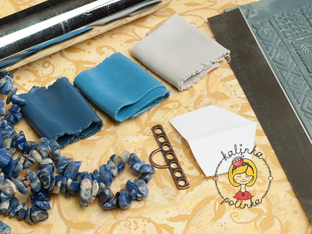 Инструменты и материалы для лепки и сборки украшений магазин Калинкаполинка