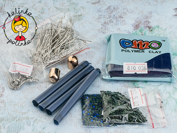 серьги-кисточки своими руками материалы и инструменты