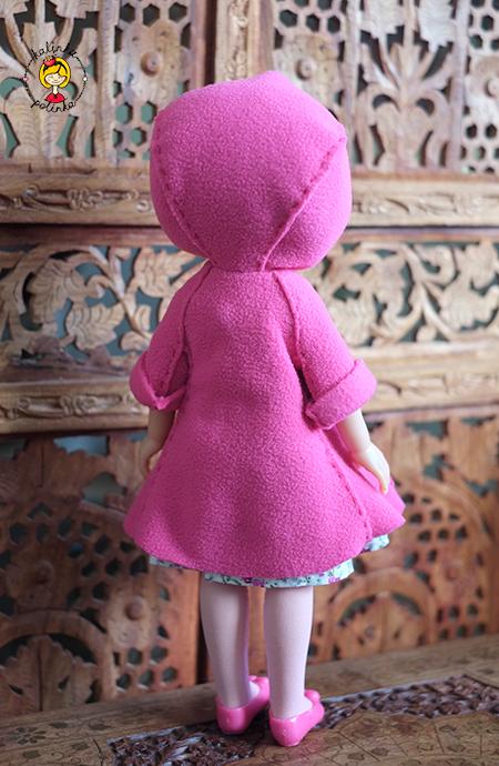 куколка Паолка осенний наряд