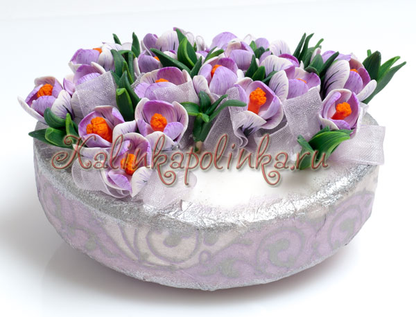 Эти цветы можно использовать и