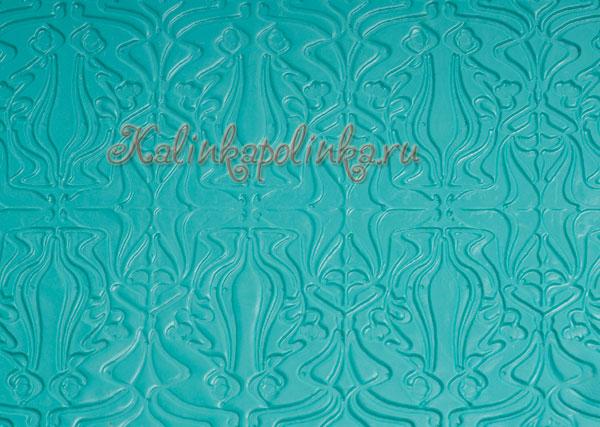 Мастер-класс- мокуме с текстурами FIMO. Сборка брошки с использованием плоской заготовки. - Полимерная глина для начинающих. Мас