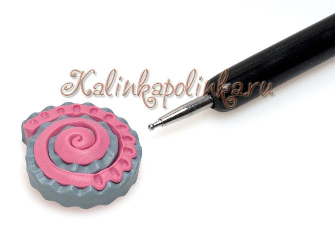 Ракушки мастер-классс по лепке из полимерной глины полимерная глина для начинающих от магазина калинкаполинка