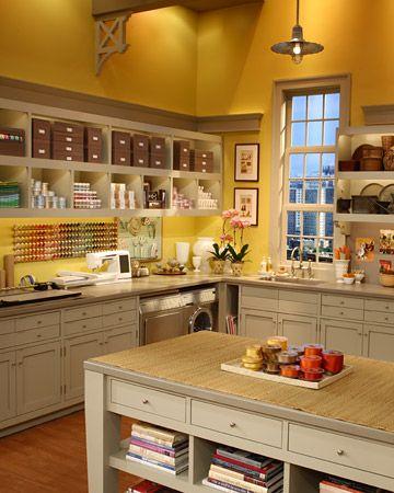 кухня рукодельницы