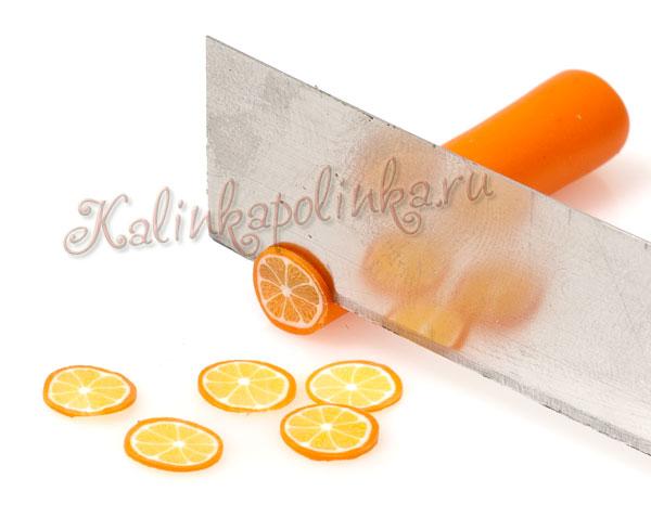 Что делать с колбасками из полимерной глины.  Варианты использования.