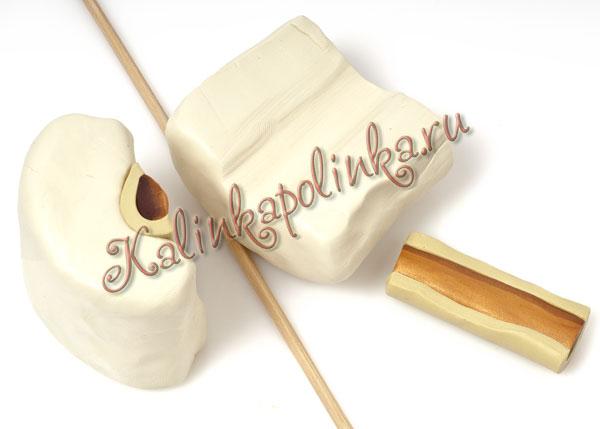 полимерная глина мастер-класс